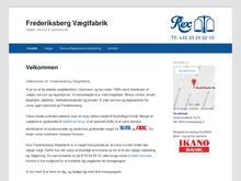 Frederiksberg Vægtfabrik v/Küppers