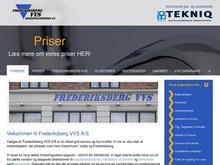 Frederiksberg VVS A/S