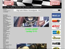 LINDEBJERG CAR PARTS RACING CENTRET ApS