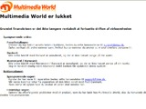 Multimedia World A/S