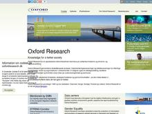 Oxford Research A/S